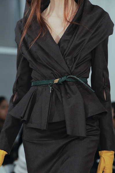 Oscar de la Renta at New York Fall 2013 (Details)