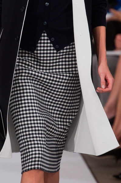 Oscar de la Renta at New York Spring 2014 (Details)