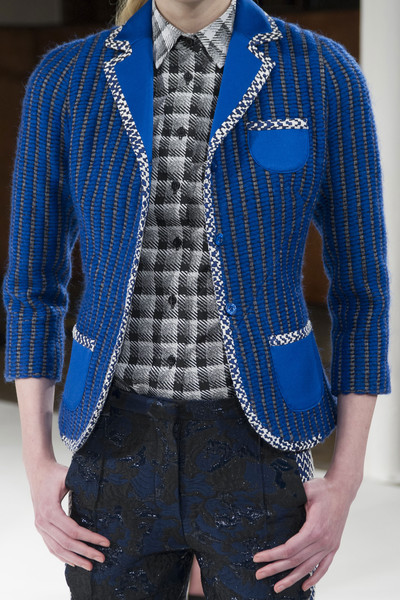 Ostwald Helgason at New York Fall 2013 (Details)