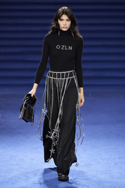Ozlana at Paris Spring 2020