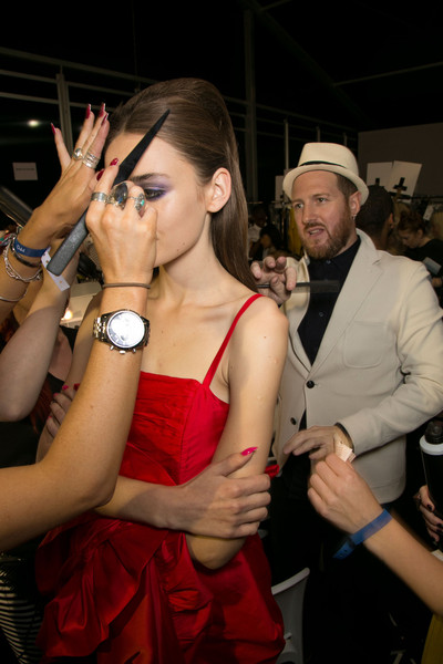 PPQ at London Spring 2014 (Backstage)