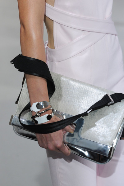 Paco Rabanne at Paris Spring 2014 (Details)