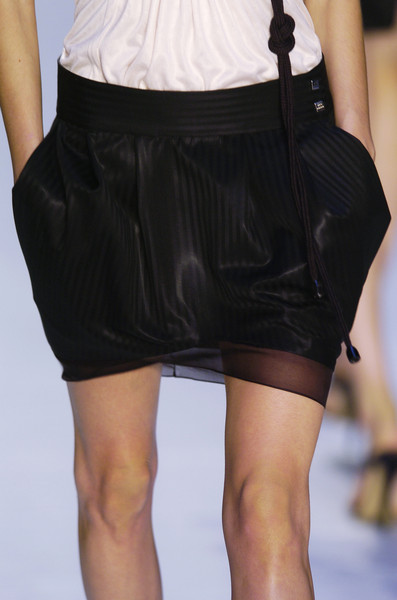 Paco Rubanne at Paris Spring 2006 (Details)