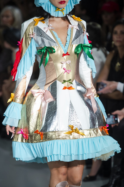 Pam Hogg Cpl at London Spring 2020 (Details)
