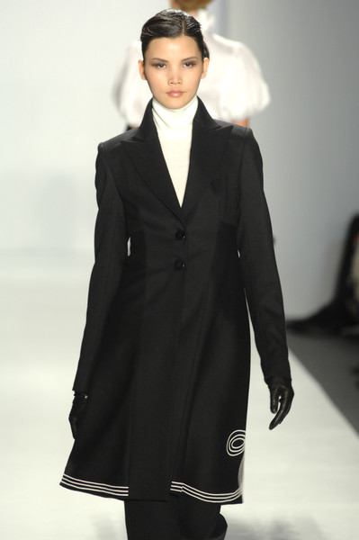 Pamella Roland at New York Fall 2008
