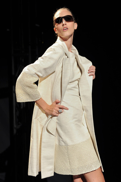 Pamella Roland at New York Spring 2012