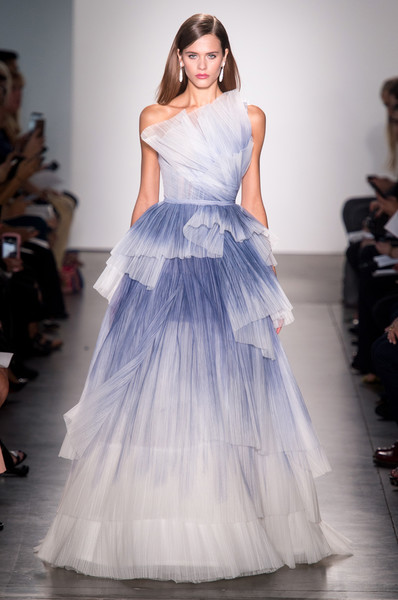 Pamella Roland at New York Spring 2018 [fashion model,clothing,dress,gown,fashion show,fashion,haute couture,wedding dress,shoulder,runway,dress,gown,cocktail dress,ball gown,pamella roland,fashion,wedding dress,clothing,new york fashion week,fashion show,pamella roland,gown,wedding dress,fashion,new york fashion week,dress,ball gown,tulle,cocktail dress,clothing]
