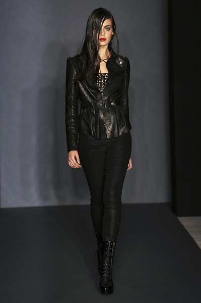 Paola Frani at Milan Fall 2010
