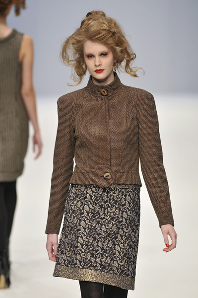 Paul Costelloe at London Fall 2009