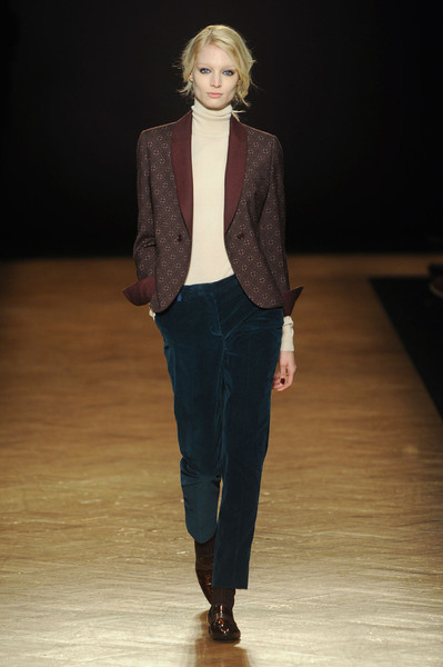 Paul Smith at London Fall 2012