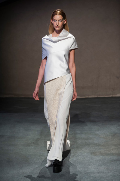 Peachoo Krejberg at Paris Spring 2014