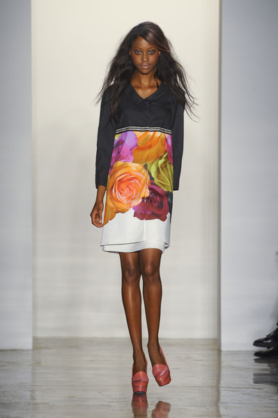 Peter Som at New York Spring 2012