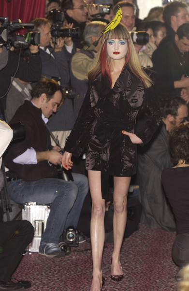 Philip Treacy at Couture Spring 2003
