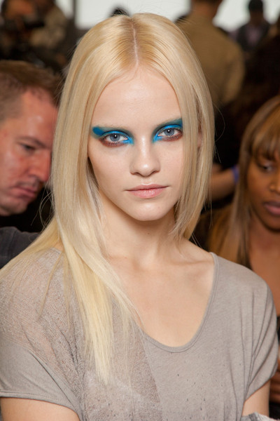 Prabal Gurung at New York Fall 2012 (Backstage)