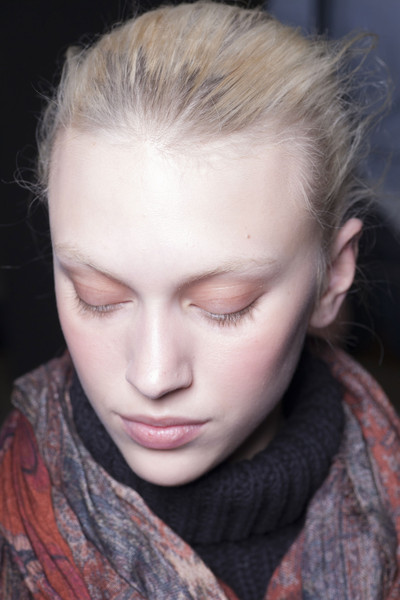 Prabal Gurung at New York Fall 2013 (Backstage)