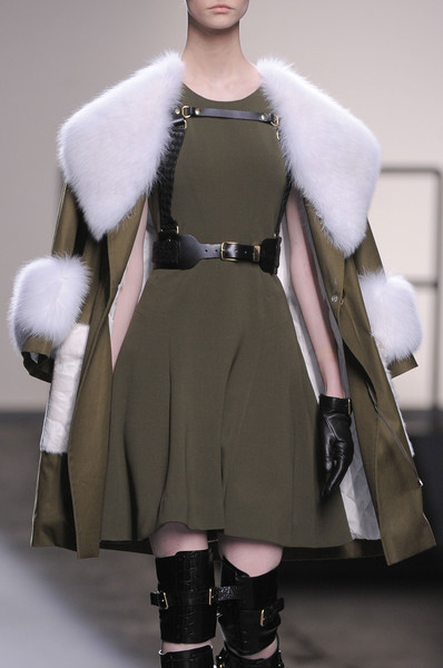 Prabal Gurung at New York Fall 2013 (Details)