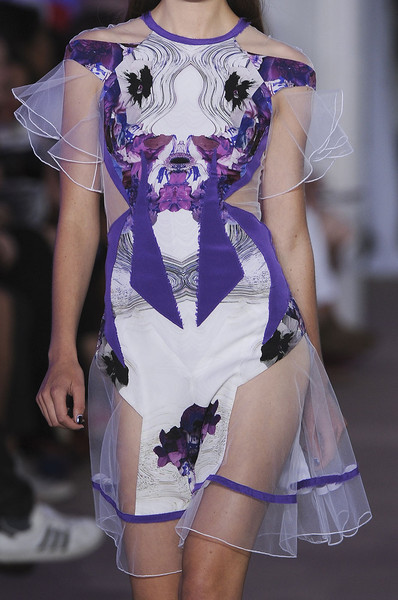 Prabal Gurung at New York Spring 2012 (Details)