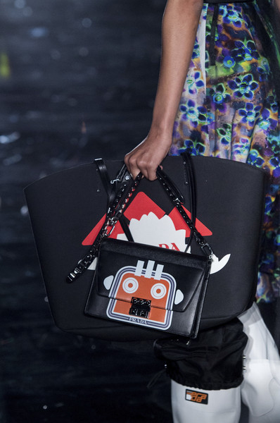Prada at Milan Fall 2018 (Details)