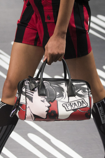 Prada at Milan Fashion Week Spring 2018
