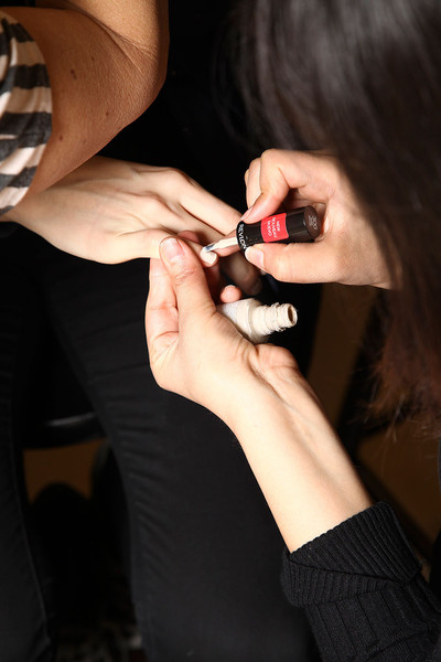 Preen at New York Fall 2012 (Backstage)