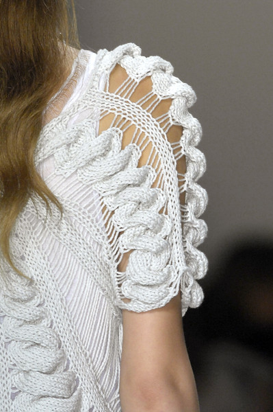 Pringle of Scotland at Milan Spring 2009 (Details)