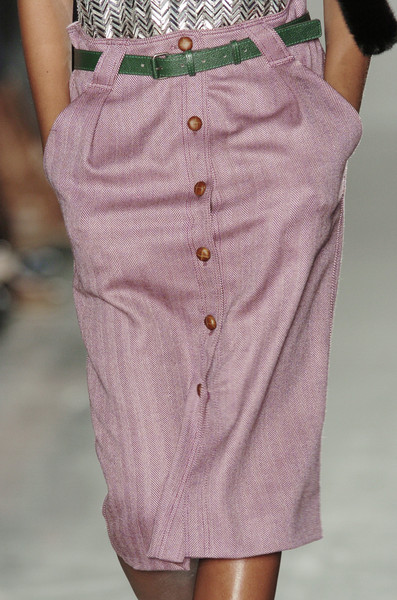 Proenza Schouler at New York Fall 2005 (Details)