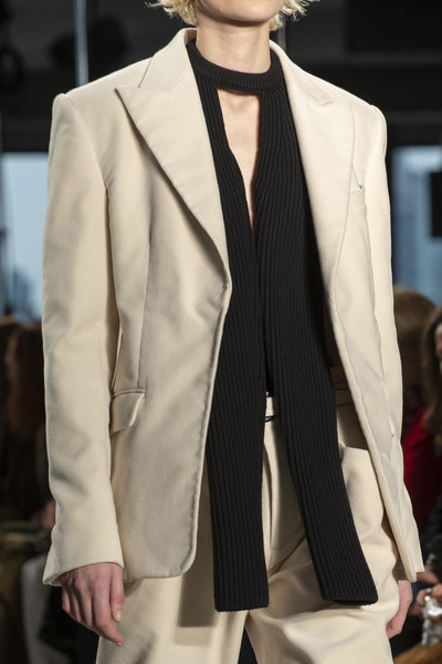 Proenza Schouler at New York Fall 2019 (Details)