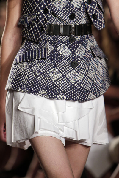 Proenza Schouler at New York Spring 2008 (Details)