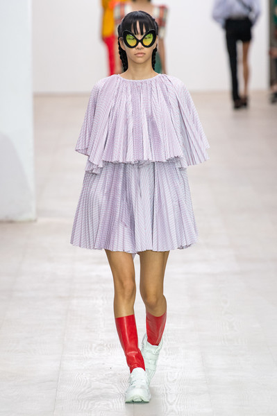 Pushbutton at London Spring 2020