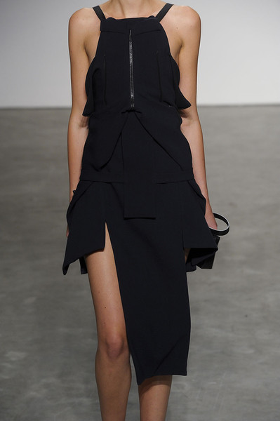 RAD by Rad Hourani at New York Spring 2012 (Details)