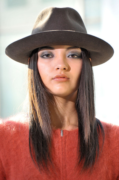 Rachel Roy at New York Fall 2012 (Details)