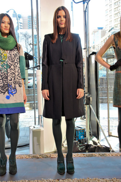 Rachel Roy at New York Fall 2012