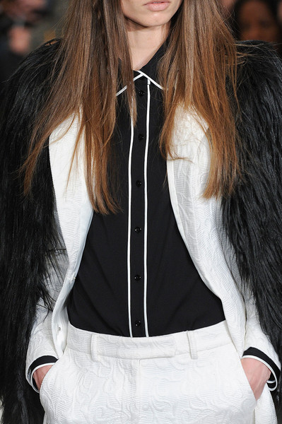 Rachel Zoe at New York Fall 2012 (Details)