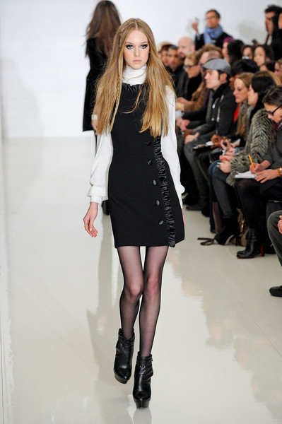 Rachel Zoe at New York Fall 2012