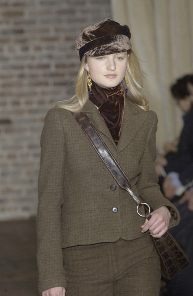 Ralph Lauren at New York Fall 2003