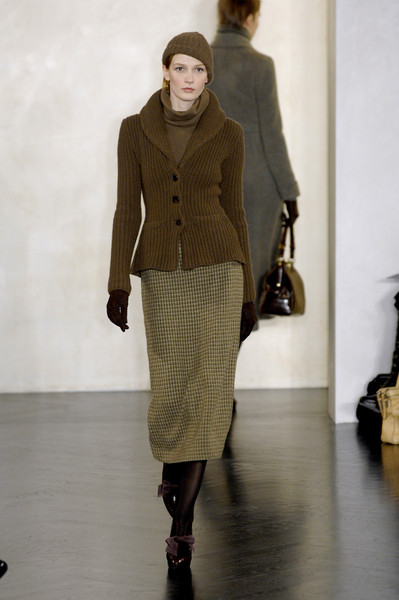 Ralph Lauren at New York Fall 2007
