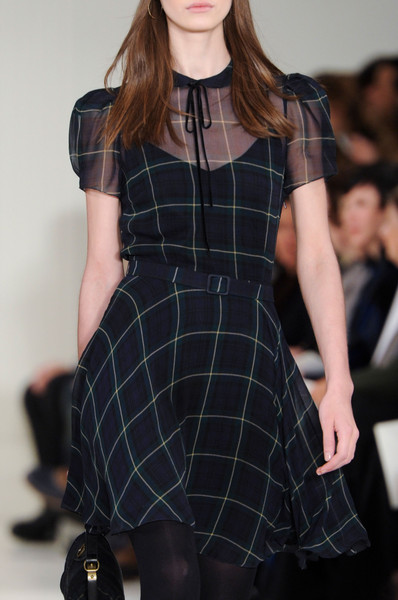 Ralph Lauren at New York Fall 2014 (Details)