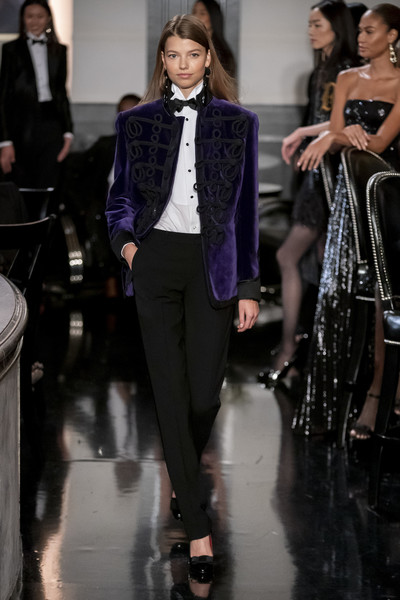Ralph Lauren at New York Fall 2019