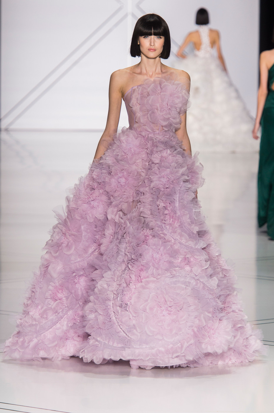 ralph  u0026 russo couture  spring 2017 - couture u0026 39 s most beautiful spring 2017 runway gowns
