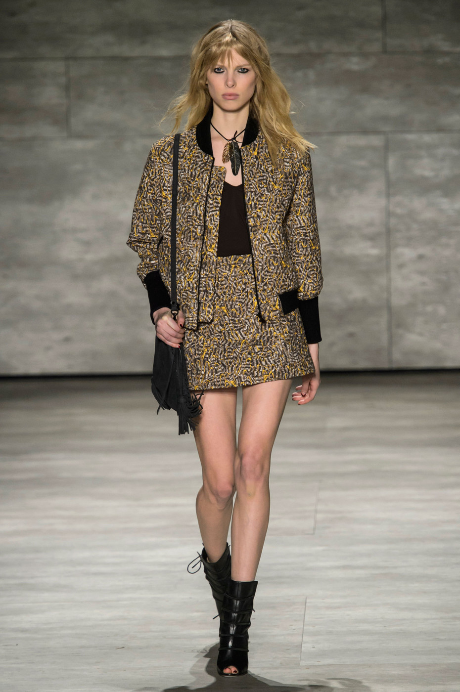 Rebecca Minkoff At New York Fashion Week Fall 2015 Livingly