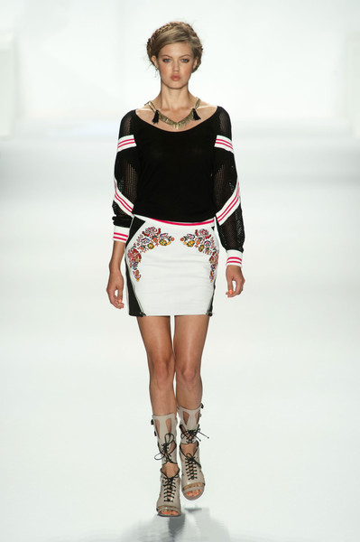Rebecca Minkoff at New York Spring 2014