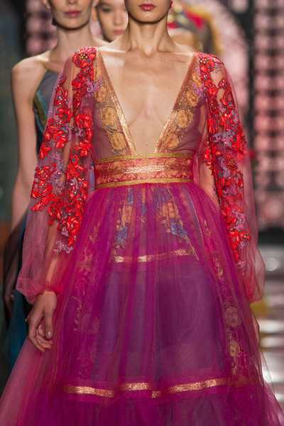 Reem Acra at New York Spring 2016 (Details)