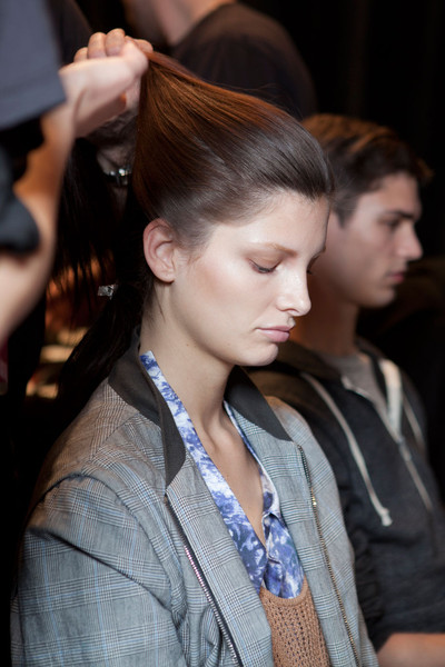 Richard Chai Love at New York Fall 2012 (Backstage)