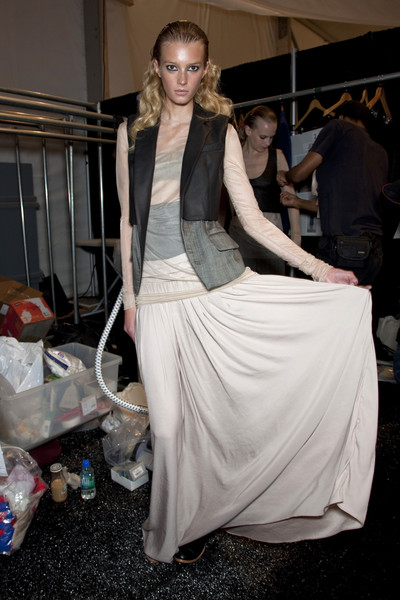 Richard Chai Love at New York Spring 2011 (Backstage)