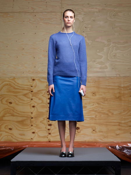 Richard Nicoll at London Fall 2012