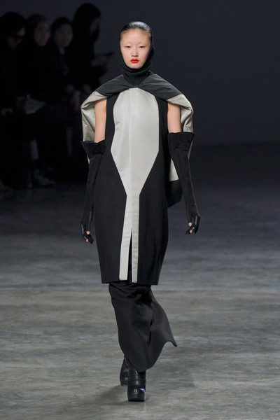 Rick Owens at Paris Fall 2011