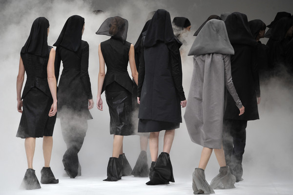Rick Owens at Paris Spring 2009