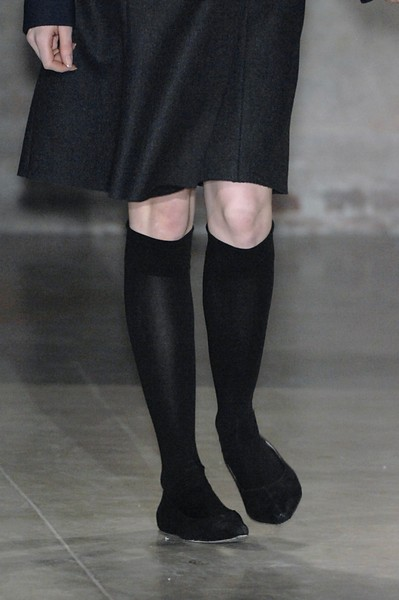 Robert Musso at Milan Fall 2007 (Details)