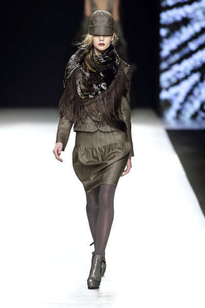 Roberta Scarpa at Milan Fall 2008