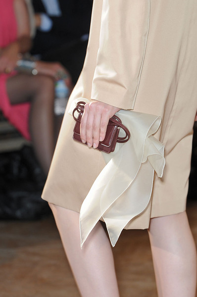 Rochas at Paris Spring 2012 (Details)